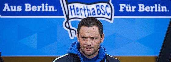 Wohin führt der Weg der Berliner unter Trainer Pal Dardai?