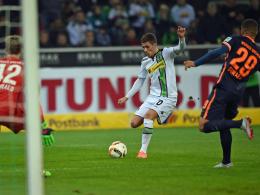 Thorgan Hazard, Borussia Mönchengladbach