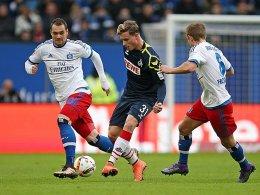 Konkurrenz im FC-Mittelfeld: Gerhardt sammelt Punkte