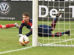 Ron-Robert Zieler, Hannover 96