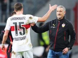 Kramny mahnt Gro�kreutz - VfB reagiert auf BVB-Beschwerde