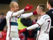 Arjen Robben und Franck Ribery