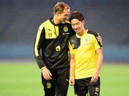 Kagawa wieder im BVB-Kader