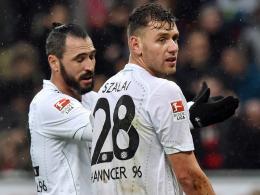 Hannover: Auch Almeida und Szalai angeschlagen