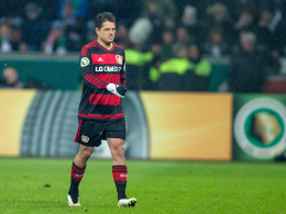 Chicharito muss in Darmstadt passen