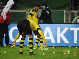 Preis-Protest: BVB-Fans erkl�ren Tennisball-Aktion