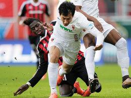 Knieprobleme: Ji gegen Bayern fraglich