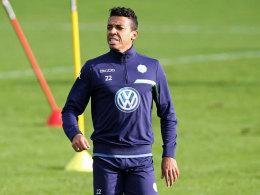 Wolfsburg braucht Leader Luiz