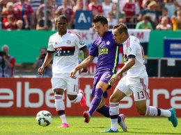 Bayern gegen Nöttingen