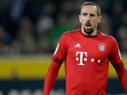 Einsatz von G�tze und Ribery offen - Wer ersetzt Xabi Alonso?