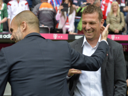 Weinzierl hofft auf den dritten Coup gegen Guardiola