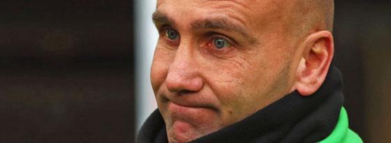 """Gladbachs Trainer Andre Schubert: Total den Faden verloren"""""""