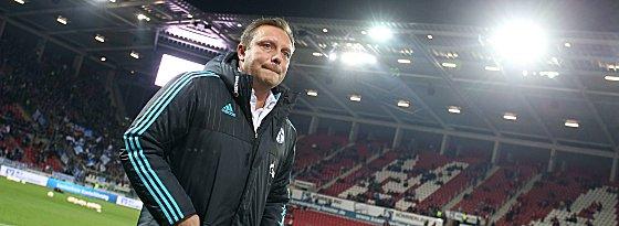 Schalkes Trainer André Breitenreiter.
