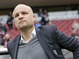 Mainzer Interesse an Schr�der - Eichin bleibt gelassen