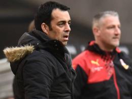 Der Blick geht nicht in die ferne Zukunft: VfB-Sportvorstand Robin Dutt.