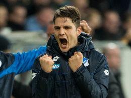 Schwegler peilt Comeback gegen Mainz an