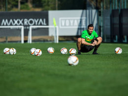 Hat das Verletzungspech wirklich gepachtet: Borussias Routinier Martin Stranzl.