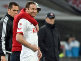 Will sich mit der Jokerrolle nicht unbedingt anfreunden: Kölns Matthias Lehmann.