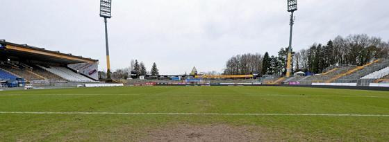 Das Stadion am Böllenfaltor