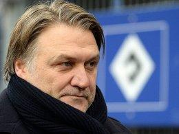 Klubboss Dietmar Beiersdorfer