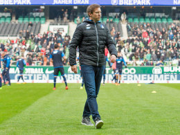 Geht mit seinem Optimismus im Abstiegskampf voran: TSG-Coach Julian Nagelsmann.