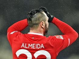 Almeida droht nachtr�gliche Sperre