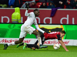 Bremens Mittelfeldspieler Sambou Yatabaré
