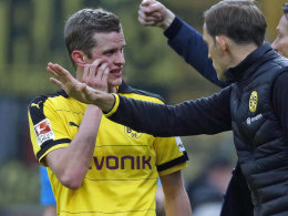 Weiter in Schwarz-Gelb: Dortmunds Allrounder Sven Bender.