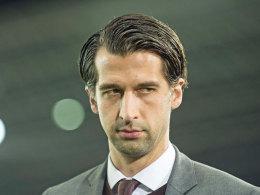 """Leverkusens Manager Jonas Boldt hofft, dass der """"DFB keinen Präzedenzfall"""" schafft."""
