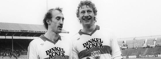 Michael Nushöhr (li.) und Guido Buchwald