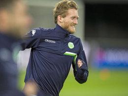Wolfsburgs Offensivspieler André Schürrle.