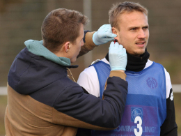 Bengtsson bricht Training ab