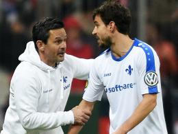 Ohne Garics gegen Bremen und Dortmund