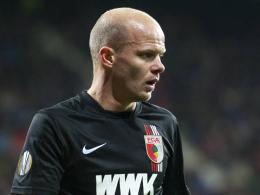Peilt gegen Gladbach den ersten Heimsieg 2016 an: Augsburgs Mittelfeldspieler Tobias Werner.
