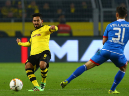 Guter Auftritt gegen Hoffenheim: Dortmunds Ilkay Gündogan.