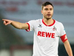 Einsatz in Ingolstadt stark gefährdet: Kölns Nationalspieler Jonas Hector.