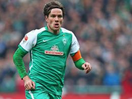 Sprunggelenksprobleme überstanden: Werder Bremens Kapitän Clemens Fritz.