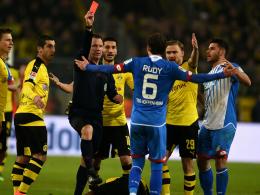 Strafe akzeptiert: Rudy fehlt drei Spiele