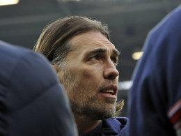 Wurde am Dienstag poetisch: Mainz-Coach Martin Schmidt.