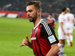 Wieder treffsicher: Ingolstadts Lukas Hinterseer.