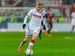 Freut sich auf das Duell mit Schalke: Yannick Gerhardt.
