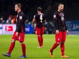 Jetzt nur nicht den Kopf in den Sand stecken: Eintracht Frankfurt steckt im Formtief.