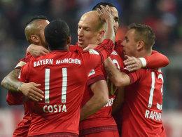 FCB im Check: Robben kommt ins Rollen, Thiago schwankt