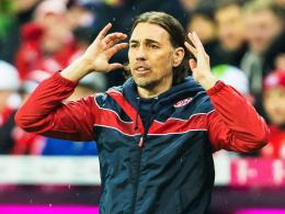 Nach dem Coup von München geht's gegen Aufsteiger Darmstadt: Der Mainzer Chefcoach Martin Schmidt.