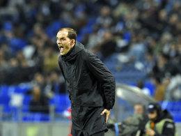 Wird auch am Samstag an der Seitenlinie wieder ein Aktivposten sein: BVB-Coach Thomas Tuchel.