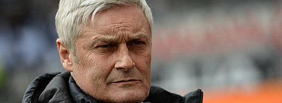Nicht mehr länger Trainer der Frankfurter Eintracht: Armin Veh.