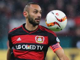 Begehrter Innenverteidiger: Nach kicker-Informationen hat Man United ein Auge auf Leverkusens Ömer Toprak geworfen.