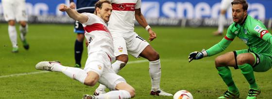 Georg Niedermeier, VfB Stuttgart