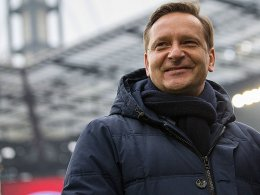 S04-Sportvorstand Horst Heldt