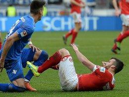Drei Spiele f�r Donati: DFB bremst
